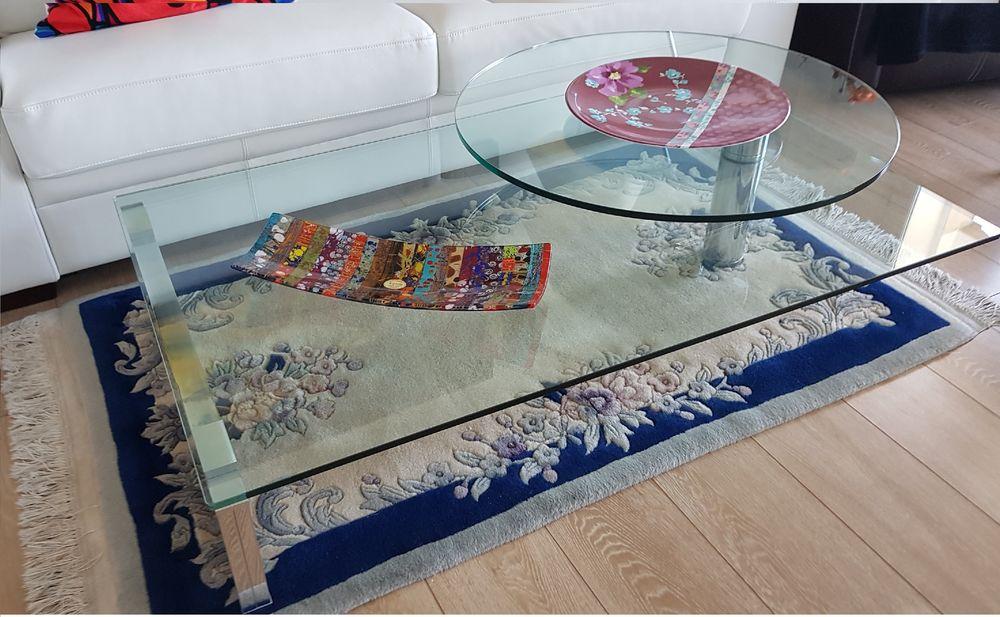 TABLE BASSE EN VERRE TREMPE 12 MM 320 Paris 12 (75)