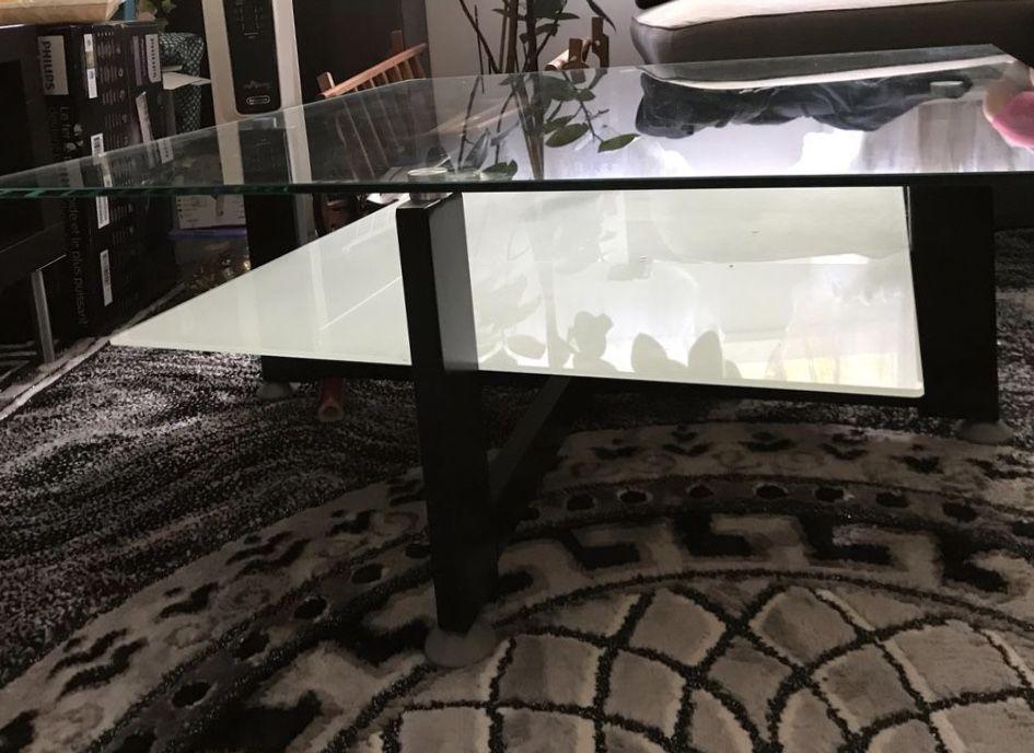Table basse en verre 50 La Celle-Saint-Cloud (78)