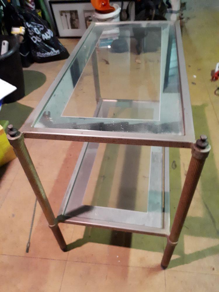 05 ? Table basse en verre 25 Maisons-Laffitte (78)