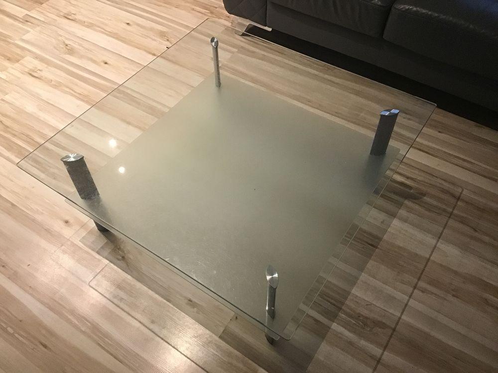 table basse en verre 0 Nesles-la-Montagne (02)