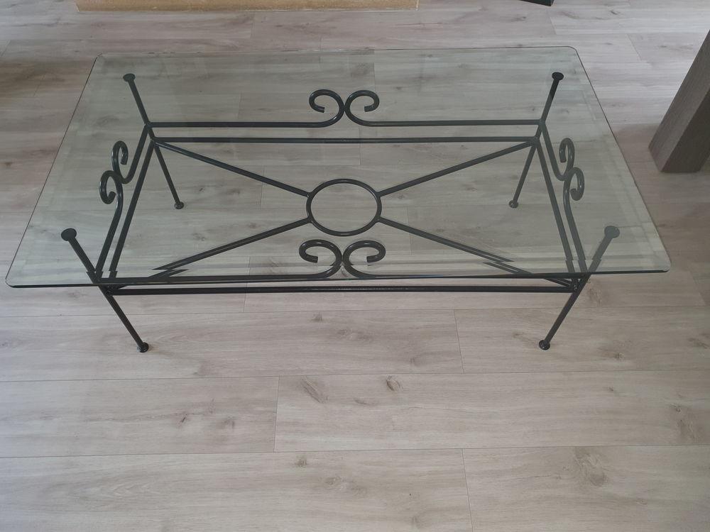 TABLE BASSE EN VERRE 50 Andrésy (78)