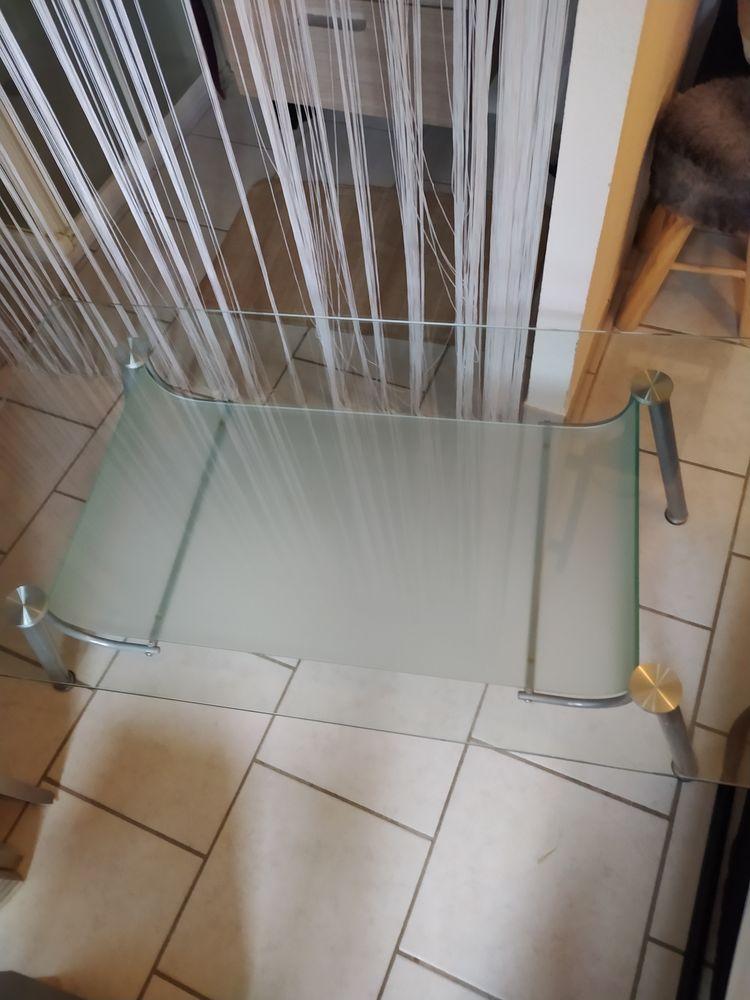 table basse en verre trempé  70 Cébazat (63)