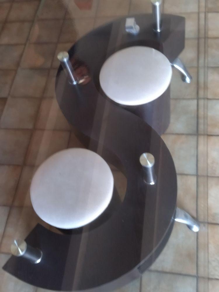 Table basse en verre 110 Rodès (66)
