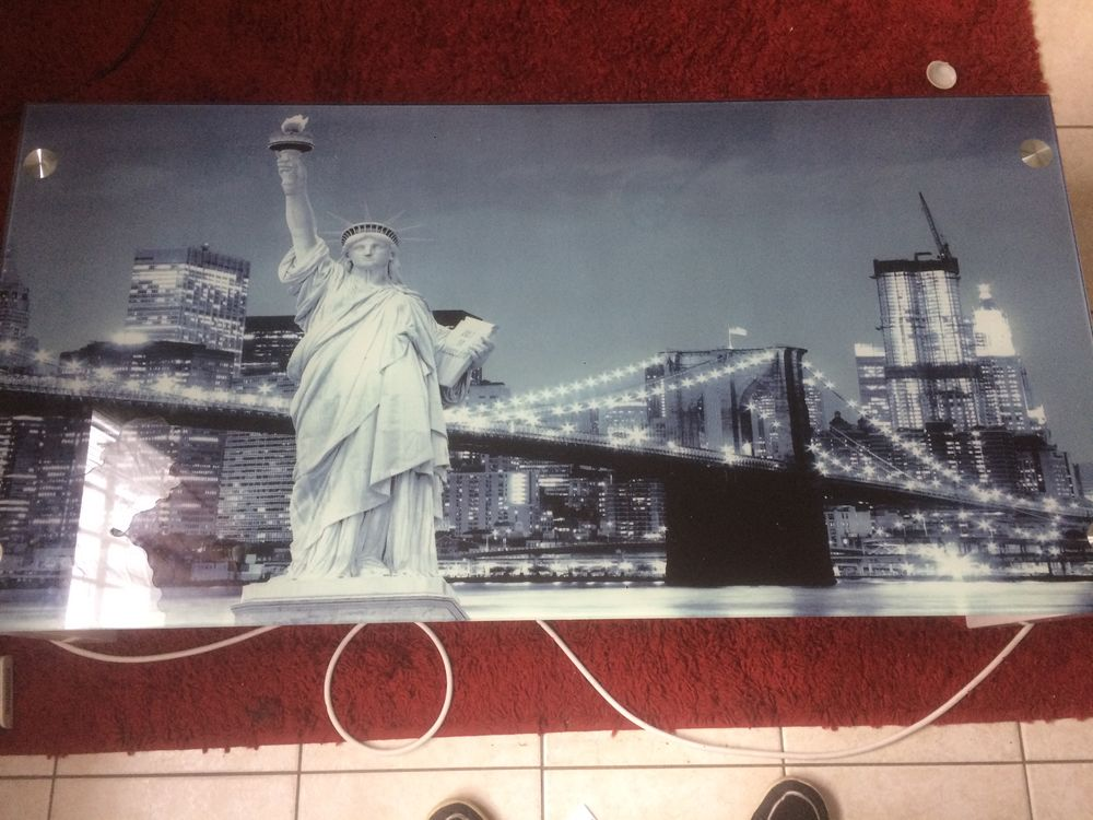 Achetez table basse new york occasion annonce vente - Table basse new york ...