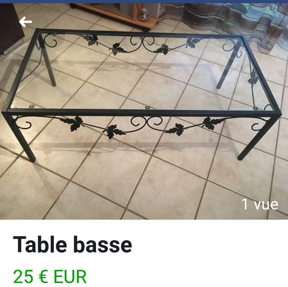 Table basse Meubles