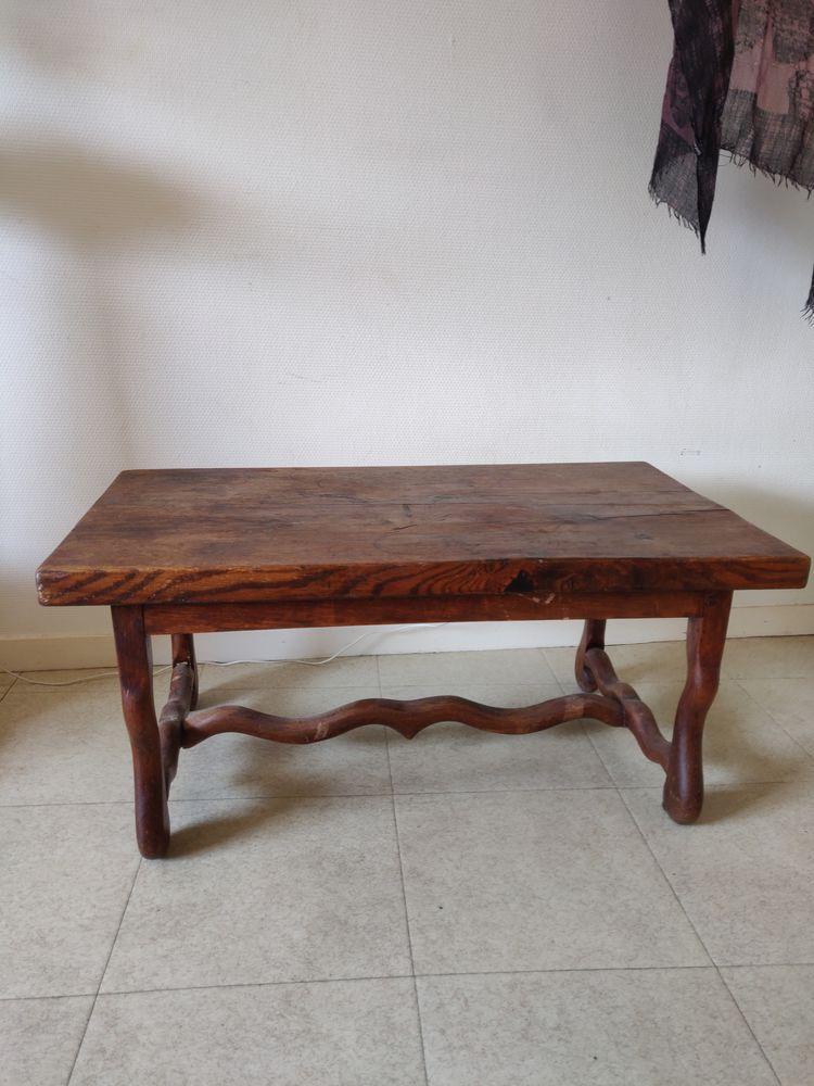 Achetez table basse coffre occasion, annonce vente à Pouillé