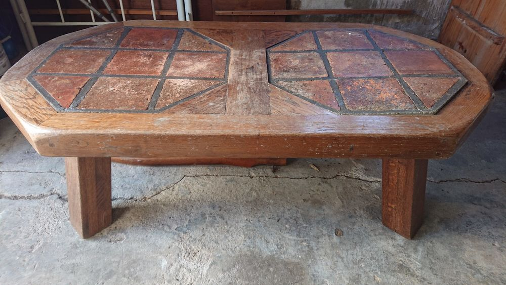 Table basse 25 Neuilly-sur-Marne (93)