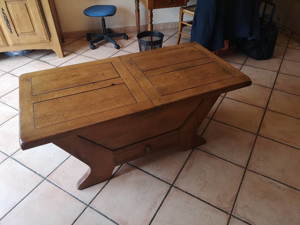 Table basse  240 Chevry-Cossigny (77)