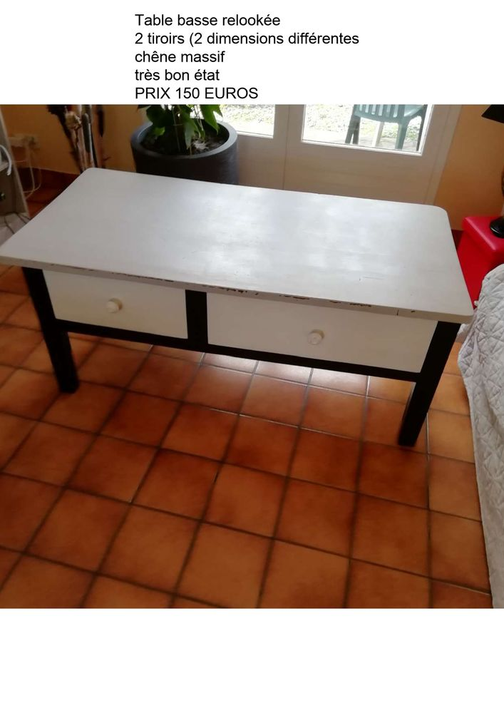 TABLE BASSE  50 Missillac (44)