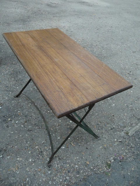 Table bistro vintage 30 Trappes (78)