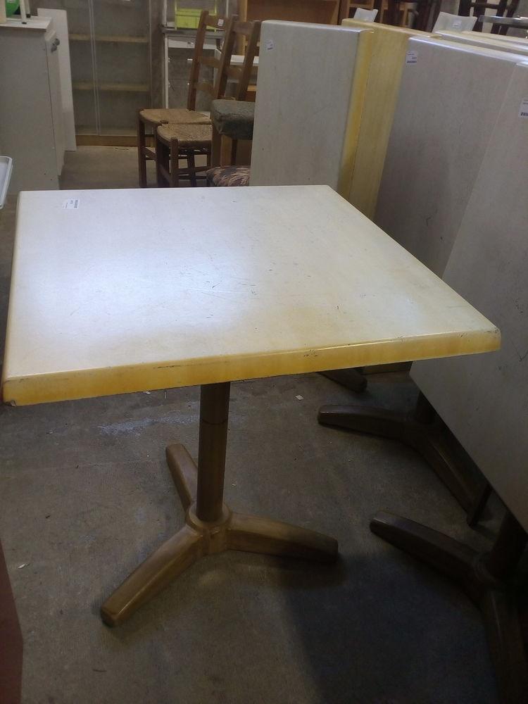 Table bistrot pliante Meubles