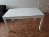 Table blanche Ikea 120 Rosny-sous-Bois (93)