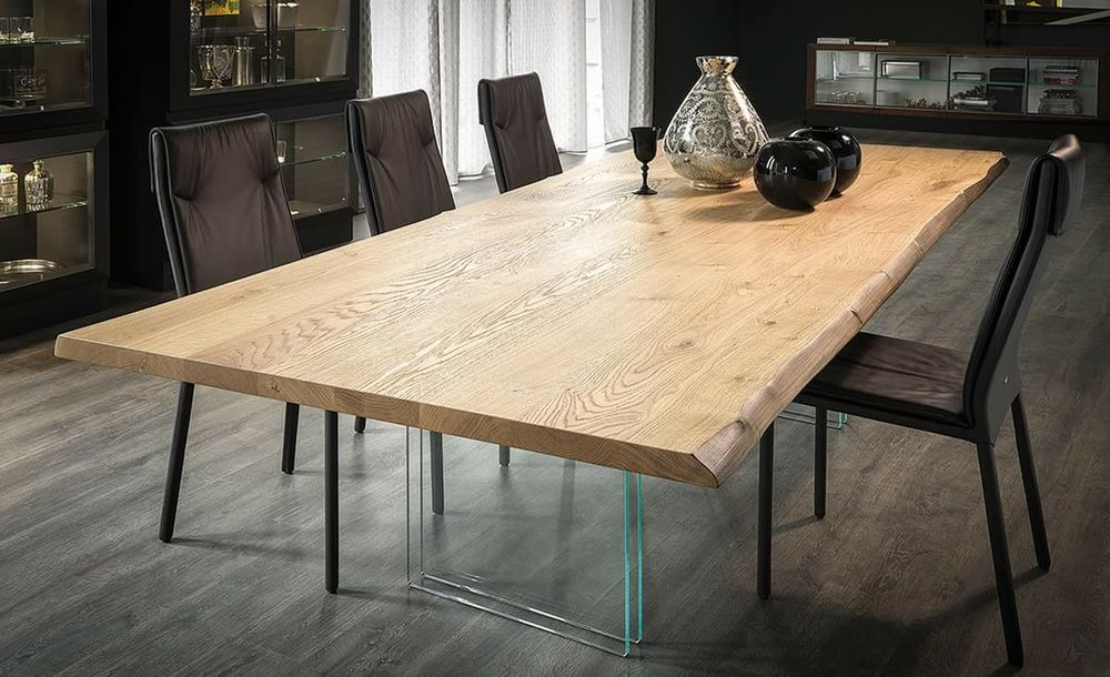 table bois chêne naturel 2200 Eschau (67)