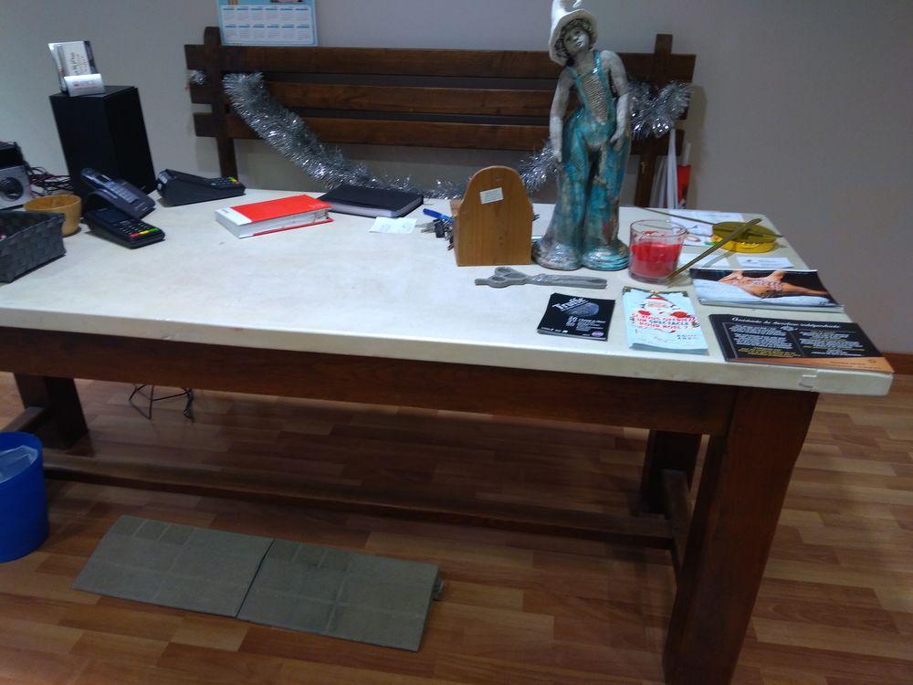 Table en bois encien 280 Valence (26)