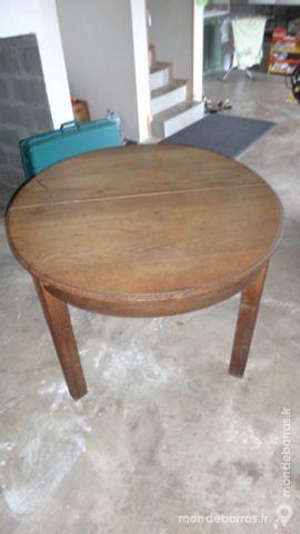 tables en ch ne occasion quimperl 29 annonces achat et vente de tables en ch ne. Black Bedroom Furniture Sets. Home Design Ideas