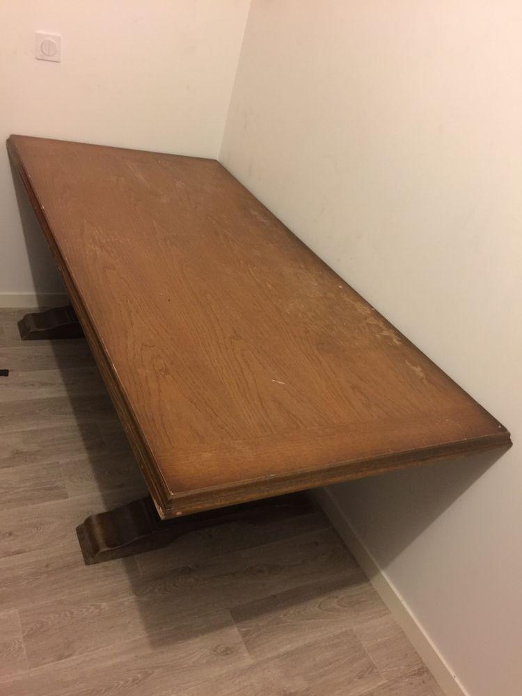table en bois massif 30 Aulnay-sous-Bois (93)