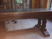 Table bois massif 0 Biot (06)