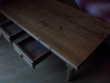 table en bois de salon