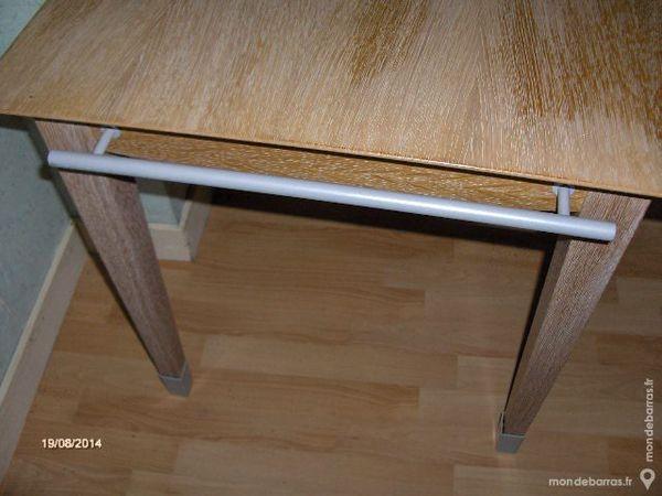 TABLE EN BOIS 90 Romillé (35)