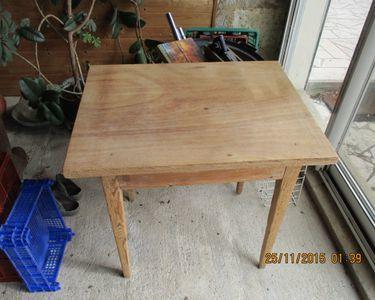 table en bois 70 Casteljaloux (47)