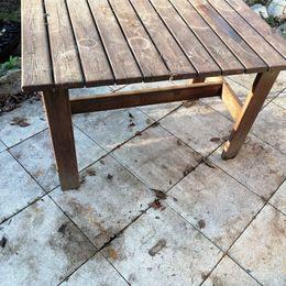table en bois 10 Saint-Bonnet-de-Mure (69)