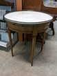 Table Bouillotte style Louis XVI Toulouse (31)