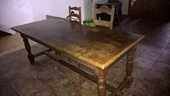 Table et buffet salle a manger  150 Ichy (77)