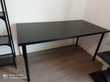 Table bureau noir 30 Chartres (28)
