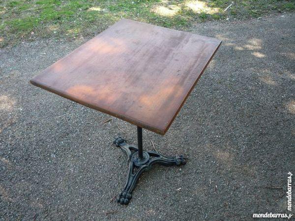 Tables de bistrot occasion , annonces achat et vente de tables de ...