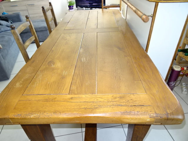 TABLE CAMPAGNARDE 300 Talmont-Saint-Hilaire (85)