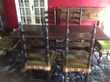 table et 6ch canapé cuir 7pl. Bure ,coffre, bahut Meubles