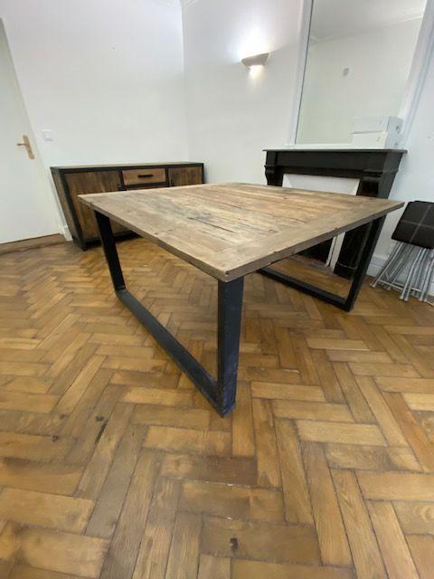 table carrée et console 0 Paris 17 (75)