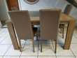 table carrée 140/140 et meuble de salle a manger Meubles