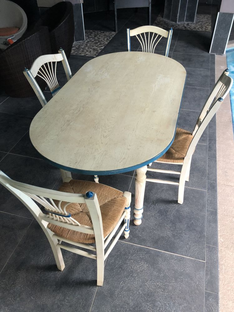 table + chaise 130 Saint-Alban-Leysse (73)