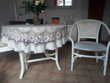 TABLE + CHAISES BAMBOU Meubles