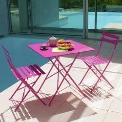Achetez table et chaises occasion annonce vente nice 06 wb157607968 - Table jardin nice tours ...