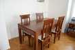 Table et chaises en bois Noisy-le-Roi (78)