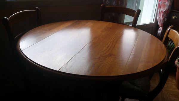 Achetez table ronde occasion, annonce vente à Luriecq (42