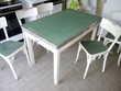 table + 5 chaises de cuisine  100 Montluçon (03)