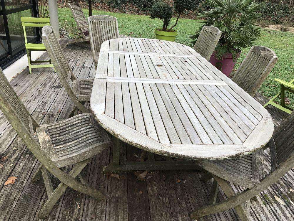 Table et chaises de jardin 200 Pleuven (29)
