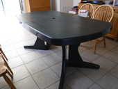 Table et chaises jardin 50 Villeneuve-le-Roi (94)