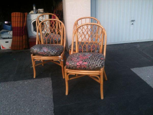 chaises rotin occasion dans le haut rhin 68 annonces achat et vente de chaises rotin. Black Bedroom Furniture Sets. Home Design Ideas
