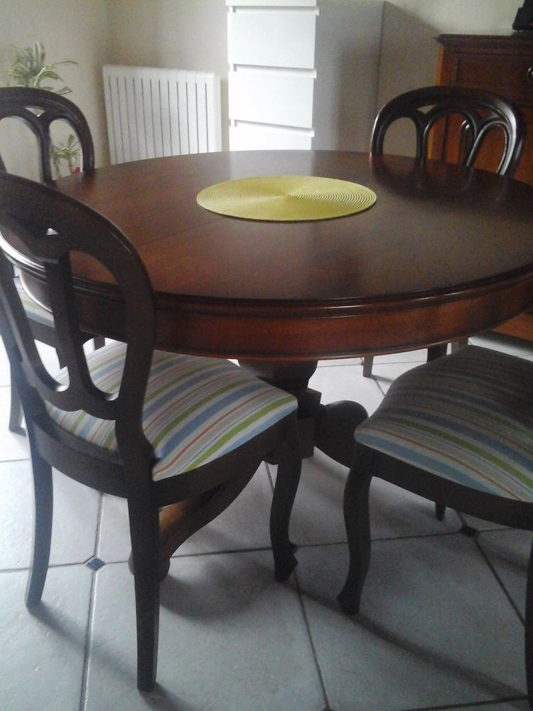 Table Et Chaises Salle Agrave Manger Meubles