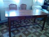 Table et chaises 80 Franqueville-Saint-Pierre (76)