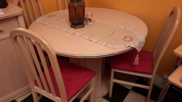 table+4 chaises 60 Nice (06)