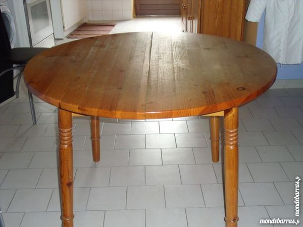 TABLE + 4 CHAISES 0 Anneyron (26)