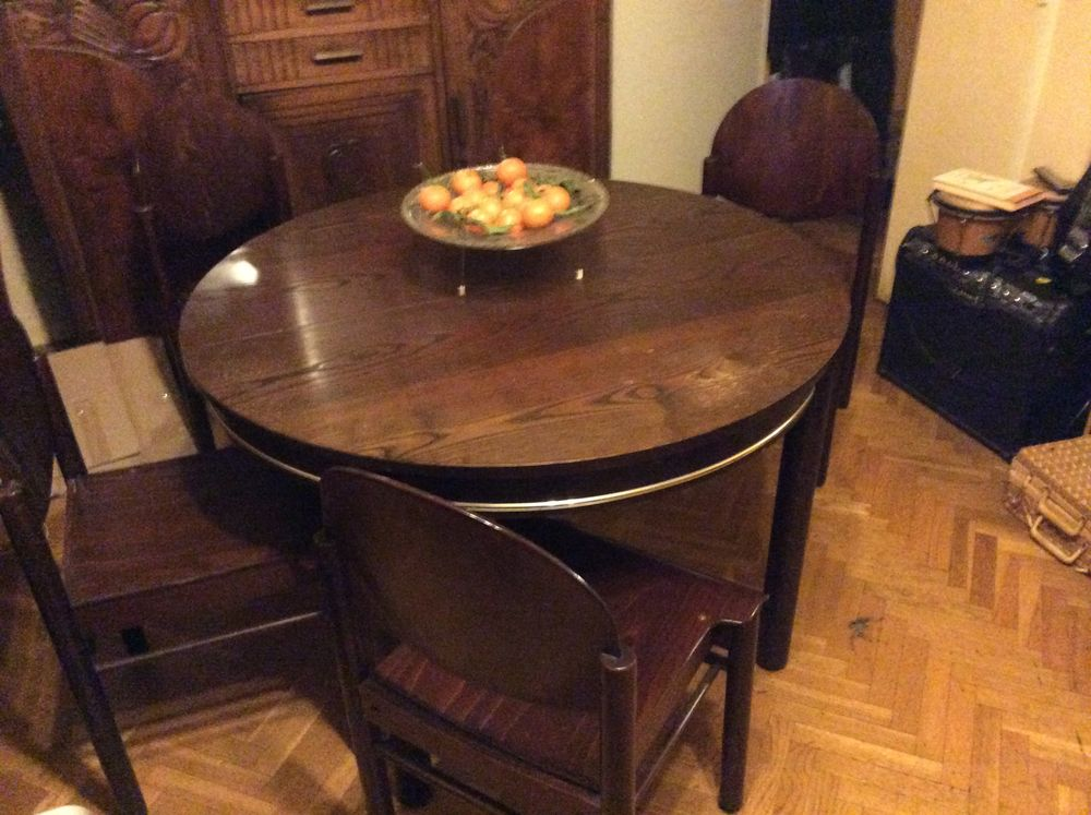 Achetez table chaises table occasion annonce vente for Acheter maison suresnes