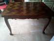 table + chaises Meubles