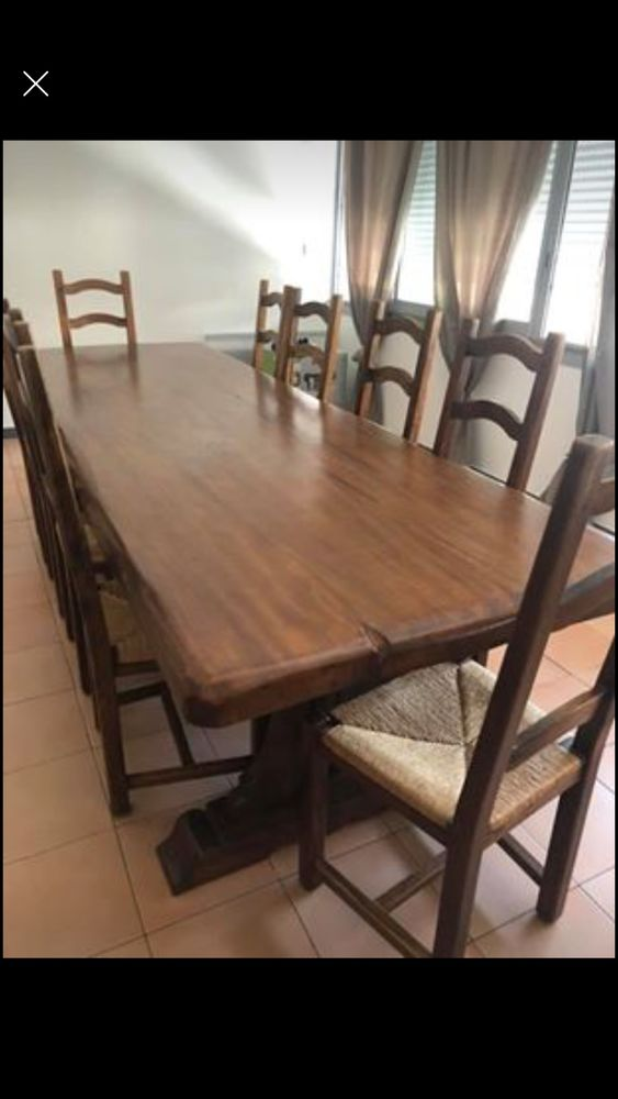 TABLE + CHAISES 0 Martigues (13)