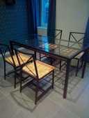 table + 4 chaises 120 Brest (29)